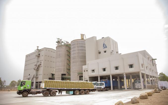 Ciment au calcaire CEM I/A-L 42,5 R PM-CP2