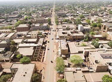 Voiries de Bamako